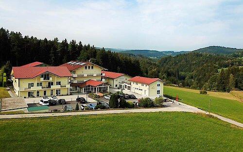Wellnesshotel und Sporthotel Ödhof bei Bodenmais